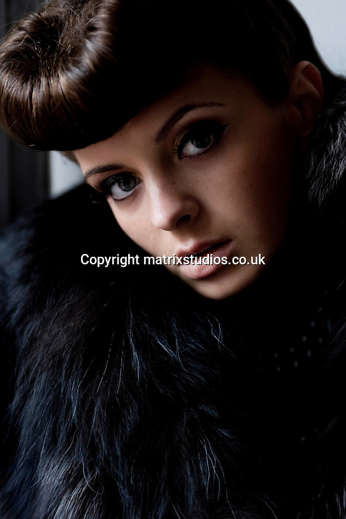EXCLUSIVE PICTURE: MATRIXSTUDIOS.CO.UK.PLEASE CREDIT ALL USES..WORLD RIGHTS..***FEES TO BE AGREED BEFORE USE***..Gentlewoman Fashion Shoot. .REF: ALI 122726