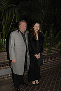 RAY WINSTONE AND EMILY WATSON,The opening gala screening of 'The Proposition' as part of The London Australian Film Festival, Barbican Cinema, London. 2 March 2006. fONE TIME USE ONLY - DO NOT ARCHIVE  © Copyright Photograph by Dafydd Jones 66 Stockwell Park Rd. London SW9 0DA Tel 020 7733 0108 www.dafjones.com
