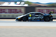 September 21-24, 2017: Lamborghini Super Trofeo at Laguna Seca. Pippa Mann, Shea Holbrook, Prestige Performance, Lamborghini Paramus, Lamborghini Huracan LP620-2