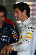 &copy; Photo4 / LaPresse<br /> 11/10/2013 Suzuka, Japan<br /> Sport <br /> Grand Prix Formula One Japan 2013<br /> In the pic: Mark Webber (AUS), Red Bull Racing, RB9