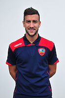Pablo Martinez - 24.10.2014 - Portrait Gazelec Ajaccio - Ligue 2 -<br /> Photo : Philippe Le Brech / Icon Sport