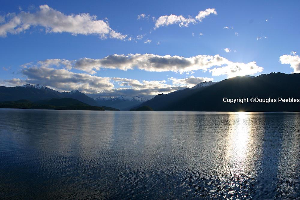 Lake Te Anau, South Island, New Zealand