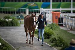 Diniz Luciana, POR, Fit For Fun 13<br /> Olympic Games Rio 2016<br /> © Hippo Foto - Dirk Caremans<br /> 12/08/16