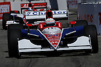 Darren Manning, Long Beach, Indy Car Series