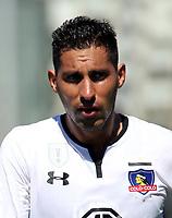 Chile League - Scotiabank 1 Division 2018 / <br /> ( C.S.D. Colo Colo ) - <br /> Juan Manuel Insaurralde