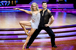 Ashley Roberts and Pasha Kovalev pose for photographers during a photocall before the opening night of the Strictly Come Dancing Tour 2019 at the Arena Birmingham, in Birmingham. Picture date: Thursday January 17, 2019. Photo credit should read: Aaron Chown/PA Wire