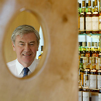 Ian Good, Chairman and Chief Executive of the Edrington Group<br /><br />Picture by Graeme Hart<br />Perthshire Picture Agency<br />Tel: 01738 623350 / 07990 594431