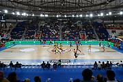 Marketing ,Panasonic, Maniva, Molten, Zurich Connect, Fastweb, Turkish Airline, Airness, Anthea<br /> Zurich Connect Supercoppa 2018-2019<br /> Lega Basket Serie A<br /> Brescia 29/09/2018<br /> Foto Ciamillo &amp; Castoria