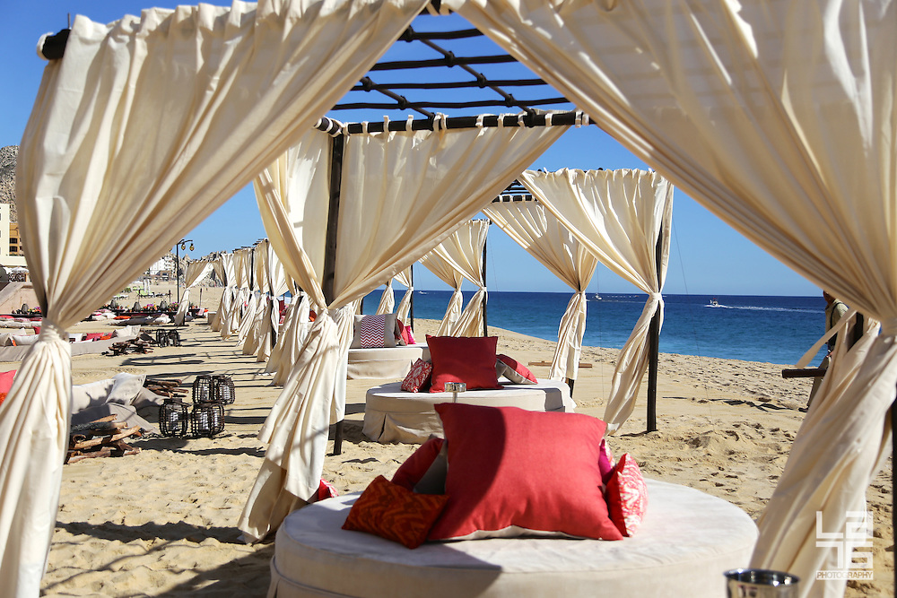 Beach event photography at Capella Pedregal Hotel and Resort in Cabo San Lucas, Baja California Sur, Mexico