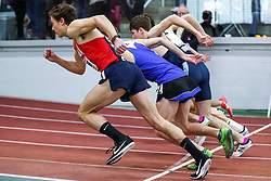 ECAC/IC4A Track and Field Indoor Championships<br /> 1000 meters, men. start,