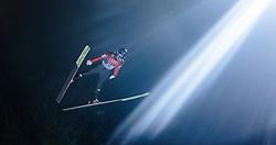 05.01.2016, Paul Ausserleitner Schanze, Bischofshofen, AUT, FIS Weltcup Ski Sprung, Vierschanzentournee, Qualifikation, im Bild Markus Schiffner (AUT) // Markus Schiffner of Austria during his Qualification Jump for the Four Hills Tournament of FIS Ski Jumping World Cup at the Paul Ausserleitner Schanze, Bischofshofen, Austria on 2016/01/05. EXPA Pictures © 2016, PhotoCredit: EXPA/ JFK