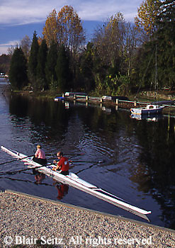 Outdoor recreation, Rowing, Scull, Sculling, Young Adults, Schuylkill River, Philadelpahia