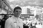 Monaco Grand Prix 2014, GP2 driver Conor Daly