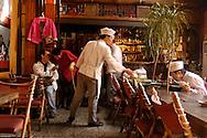 Pass-by bar in Nan Luo Gu Xiang in Beijing.