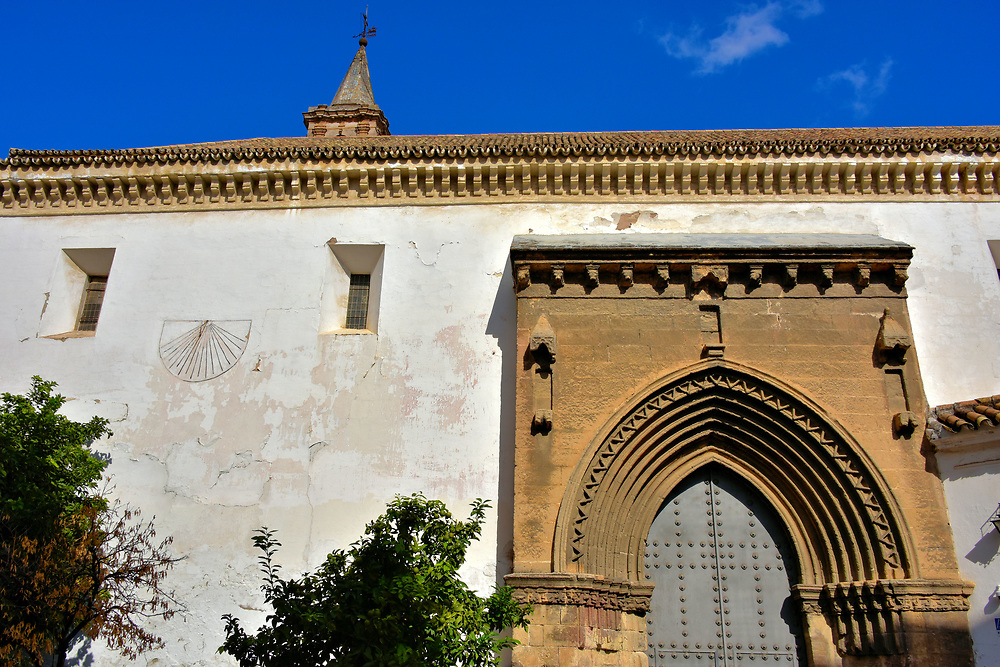 Church of Omnium Sanctorum in La Macarena in Seville, Spain<br />