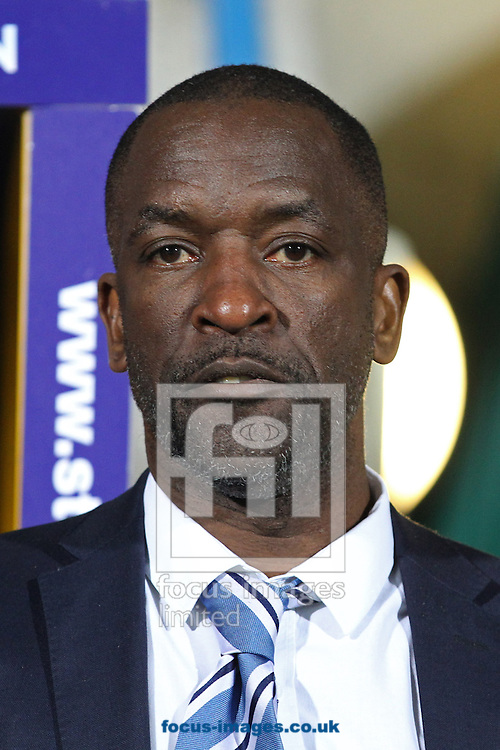Huddersfield Manager Chris Powell before the Sky Bet Championship match at the John Smiths Stadium, Huddersfield<br /> Picture by Paul Chesterton/Focus Images Ltd +44 7904 640267<br /> 17/03/2015