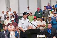 PGA 2015 Tour Championship at East Lake Golf Club, Atlanta, GA. BG Joe Jarrad, Adj General Georgia National Guard