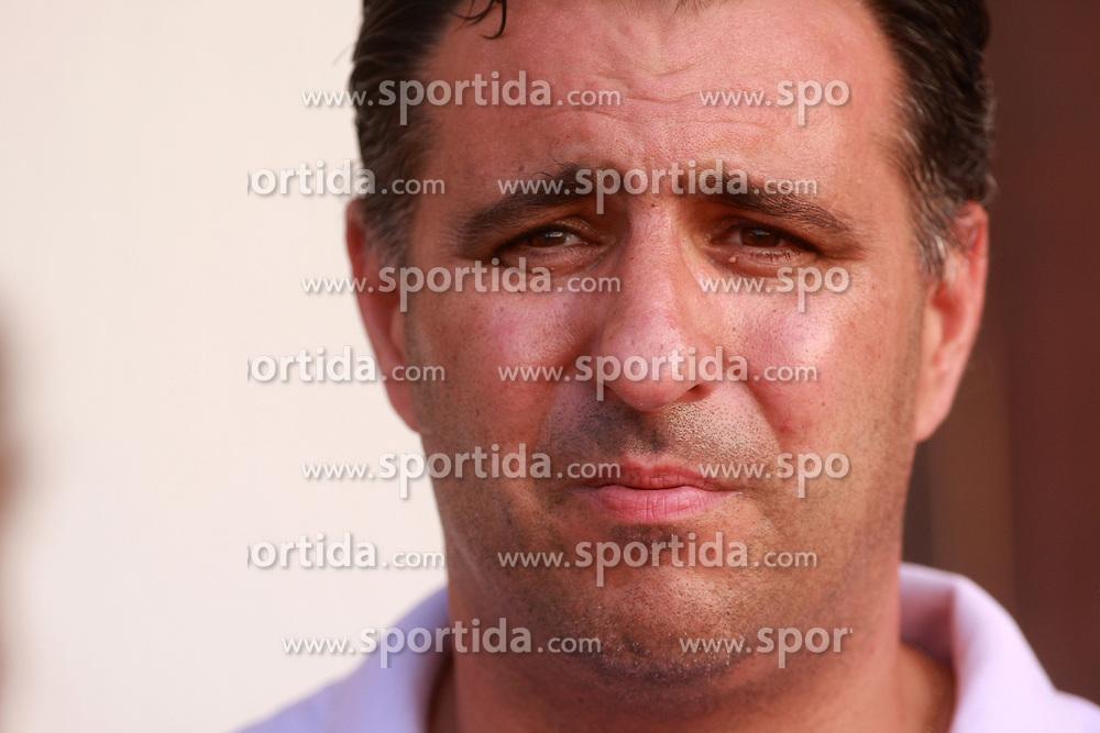 Head coach of Koper Vlado Badzim at 7th Round of PrvaLiga Telekom Slovenije between FC Koper vs NK Domzale, on August, 2008, in SRC Bonifika, in Koper, Slovenia. (Photo by Vid Ponikvar / Sportal Images)