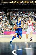 DESCRIZIONE : Basketball Jeux Olympiques Londres Demi finale<br /> GIOCATORE : Lawson Edwige<br /> SQUADRA : France  FEMME<br /> EVENTO : Jeux Olympiques<br /> GARA : France Russie<br /> DATA : 09 08 2012<br /> CATEGORIA : Basketball Jeux Olympiques<br /> SPORT : Basketball<br /> AUTORE : JF Molliere <br /> Galleria : France JEUX OLYMPIQUES 2012 Action<br /> Fotonotizia : Jeux Olympiques Londres demi Finale Greenwich Northwest Arena<br /> Predefinita :