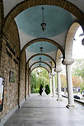 Archway in Sofia Bulgaria