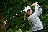 Lydia Ko (Nzl) competes during the first round of LPGA Evian Championship 2014, day 4, at Evian Resort Golf Club, in Evian-Les-Bains, France, on September 11, 2014. Photo Philippe Millereau / KMSP / DPPI