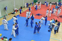Behind The Scenes, 2016 Visually Impaired Judo Grandprix, British Judo, Birmingham, England