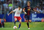 Fussball Bundesliga 2012/13 Vorbereitung und Testspiele