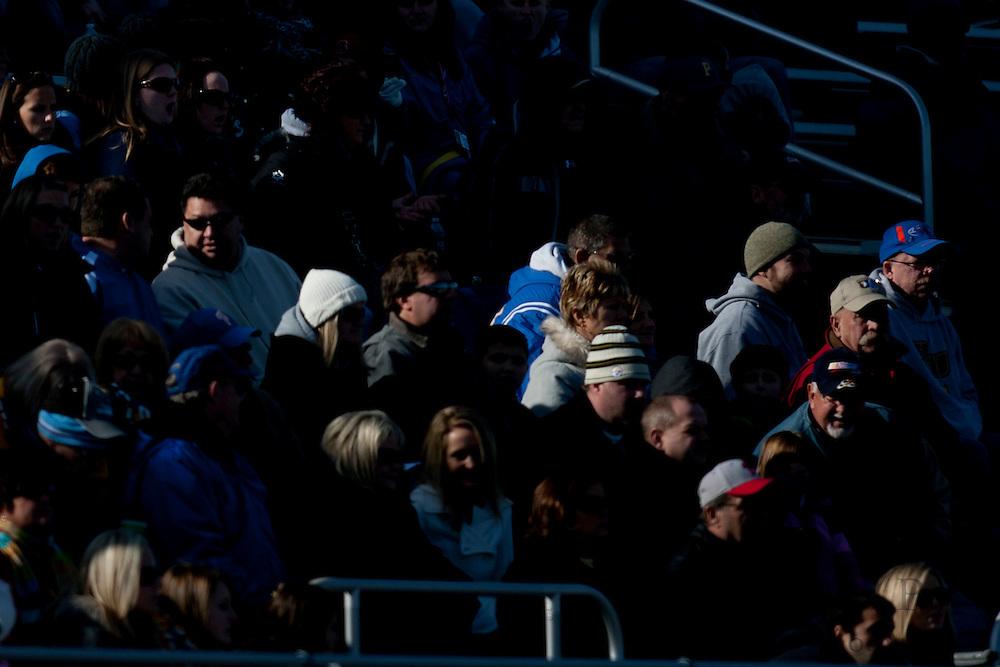 NJSIAA South Jersey Group 1 Title match between Pennsville High School and Glassboro High School held at Coach Richard Wacker Stadium on the campus of Rowan University in Glassboro, NJ on Saturday, December 3, 2011. (photo: Mat Boyle)