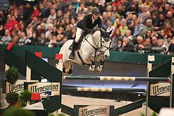 Twomey, Billy (IRL), Ardcolum Duke<br /> Leipzig - Partner Pferd 2016<br /> Wernesgrüner Zeitspringen<br /> © www.sportfotos-lafrentz.de / Stefan Lafrentz