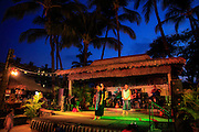 Nightly Hawaiian hula show, Kaanapali Beach Hotel, Kaanapali, Maui, Hawaii
