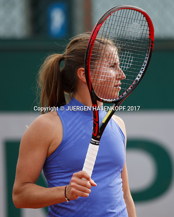 ANNIKA BECK (GER)<br /> <br /> Tennis - French Open 2017 - Grand Slam ATP / WTA -  Roland Garros - Paris -  - France  - 30 May 2017.