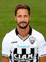 Italian League Serie B_2015-2016 / <br /> ( Ascoli Picchio F.C. 1898 ) - <br /> Luca Antonini