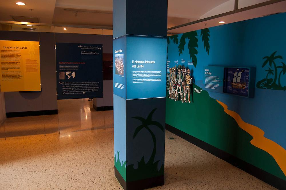 Panama la Vieja o Panama Viejo es el nombre que recibe el sitio arqueologico donde estuvo ubicada la ciudad de Panama desde su fundación en 1519, hasta 1671. La ciudad fue trasladada a una nueva ubicacion, unos 2 km al suroeste, al quedar destruida tras un ataque del pirata ingles Henry Morgan, a comienzos de la decada de 1670. De la ciudad original, considerada como el primer asentamiento europeo en la costa pacifica de América, quedan hoy varias ruinas que conforman este sitio arqueologico. <br /> Photography by Aaron Sosa<br /> Ciudad de Panamá - Panamá 2011<br /> (Copyright © Aaron Sosa)