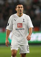 Photo: Maarten Straetemans/Sportsbeat Images.<br /> Anderlecht v Tottenham Hotspur. UEFA Cup. 06/12/2007.<br /> Steed Malbranque (Tottenham)