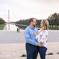 Christina & Wes's Anniversary Session in Washington DC
