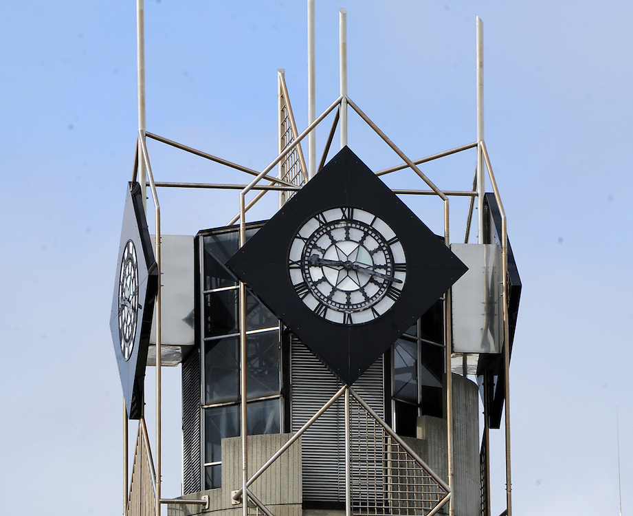 Clock Tower, Nelson, New Zealand, Saturday, November 07, 2015. Credit:SNPA / Ross Setford