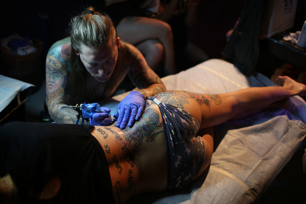ISRAEL BODY ART SOCIETY FEST 16.3.13.suspension , tattoos , Piercing and body scarification.