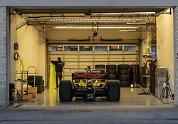 March 22, 2019 - Austin, Texas, U.S. - The Sealmaster team prepare their car for a practice session for the INDYCAR Classic at Circuit Of The Americas in Austin Texas. (Credit Image: © Walter G Arce Sr Asp Inc/ASP)