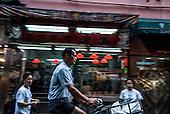 Hong Kong - food markets