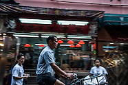 Hong Kong - food markets