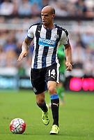 Newcastle United's Gabriel Obertan