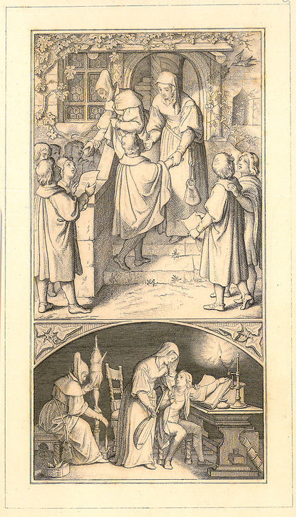 Taken from: <br /> K&ouml;nig, Gustav Ferdinand Leopold. 1900. The life of Luther in forty-eight historical engravings. St. Louis: Concordia Publishing House, 17
