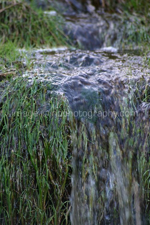 Stream in Wicklow Ireland