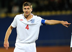 12.06.2010, Royal Bafokeng Stadium, Rustenburg, RSA, FIFA WM 2010, England (ENG) vs USA (USA), im Bild Steven Gerrard (Inghilterra). EXPA Pictures © 2010, PhotoCredit: EXPA/ InsideFoto/ Giorgio Perottino / SPORTIDA PHOTO AGENCY