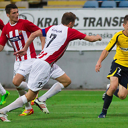 20130711: SLO, Football - Europa League, NK Celje vs Tromso Il