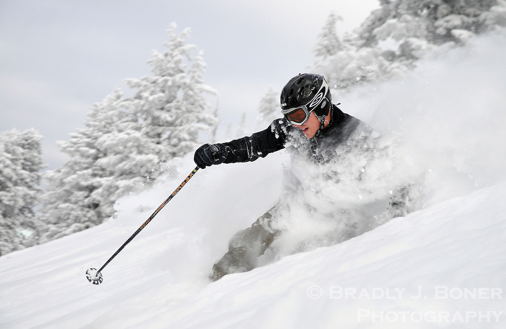 NEWS&GUIDE PHOTO / BRADLY J. BONER.Adam Meyer, Grand Targhee Resort