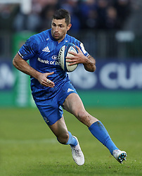 Leinster's Rob Kearney during the Heineken European Champions Cup, pool one match at The Recreation Ground, Bath. PRESS ASSOCIATION Photo. Picture date: Saturday December 8, 2018. See PA story RUGBYU Bath. Photo credit should read: David Davies/PA Wire. RESTRICTIONS: Editorial use only. No commercial use.
