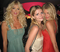 Victoria Silvstedt, Misha Barton, May Anderson.Grisogno Party.Hotel Du Cap - 2007 Cannes Film Festival .Cap D'Antibes, France .Tuesday, May 22, 2007.Photo By Celebrityvibe; .To license this image please call (212) 410 5354 ; or.Email: celebrityvibe@gmail.com ;