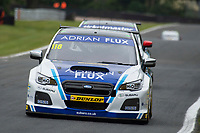 #116 Ashley Sutton Adrian Flux Subaru Racing BMR  Subaru Levorg GT  during Round 4 of the British Touring Car Championship  as part of the BTCC Championship at Oulton Park, Little Budworth, Cheshire, United Kingdom. May 20 2017. World Copyright Peter Taylor/PSP.