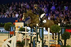 Hanley Cameron, IRL, Eis Isaura<br /> Jumping Amsterdam 2018<br /> © Sharon Vandeput<br /> 26/01/18